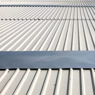 Large Garage Single Skin Roofing 2