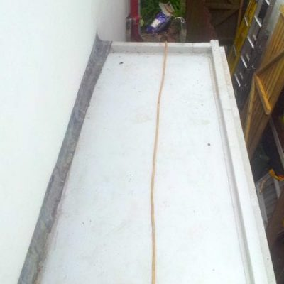 Passageway Extension Flat Roof 4