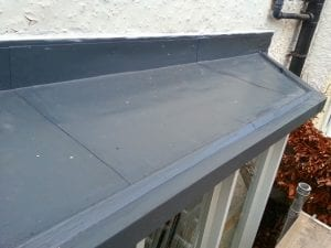 Bay Window Flat Roof 1