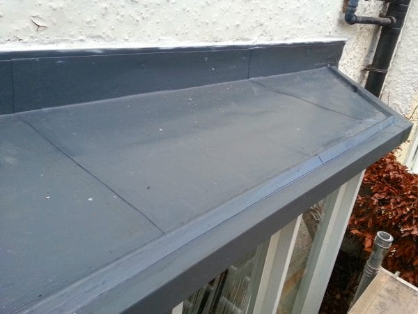 Bay Window Flat Roof S Tomic Roofing Ltd