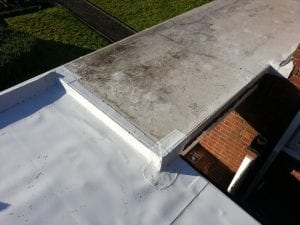 Domestic Garage Roof Single Ply 3