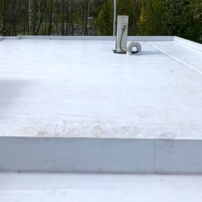 Apartment Roof Replacement 1
